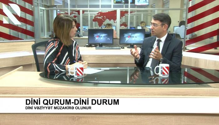 Dini qurum - dini durum (VİDEO)